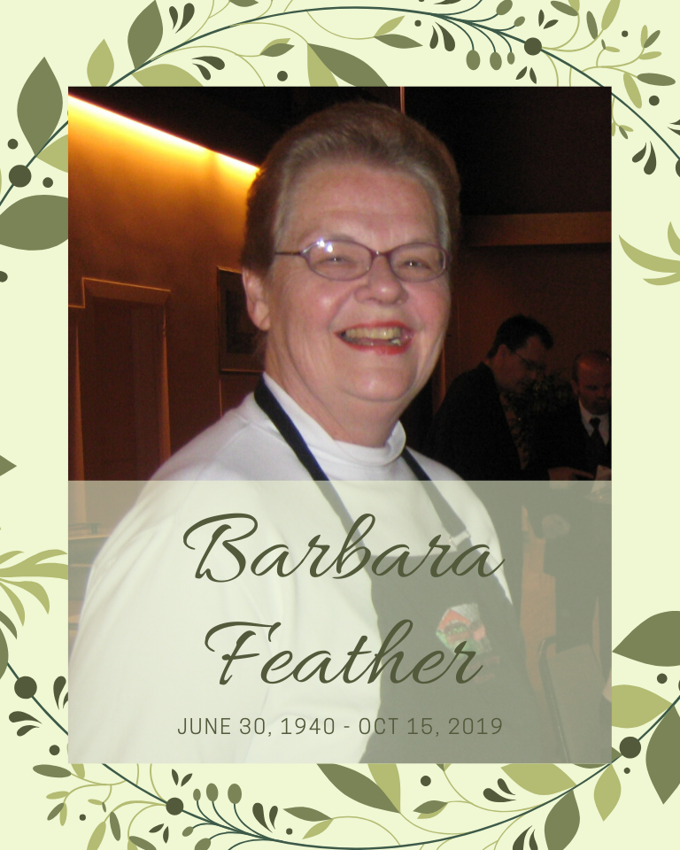 Barbara Feather